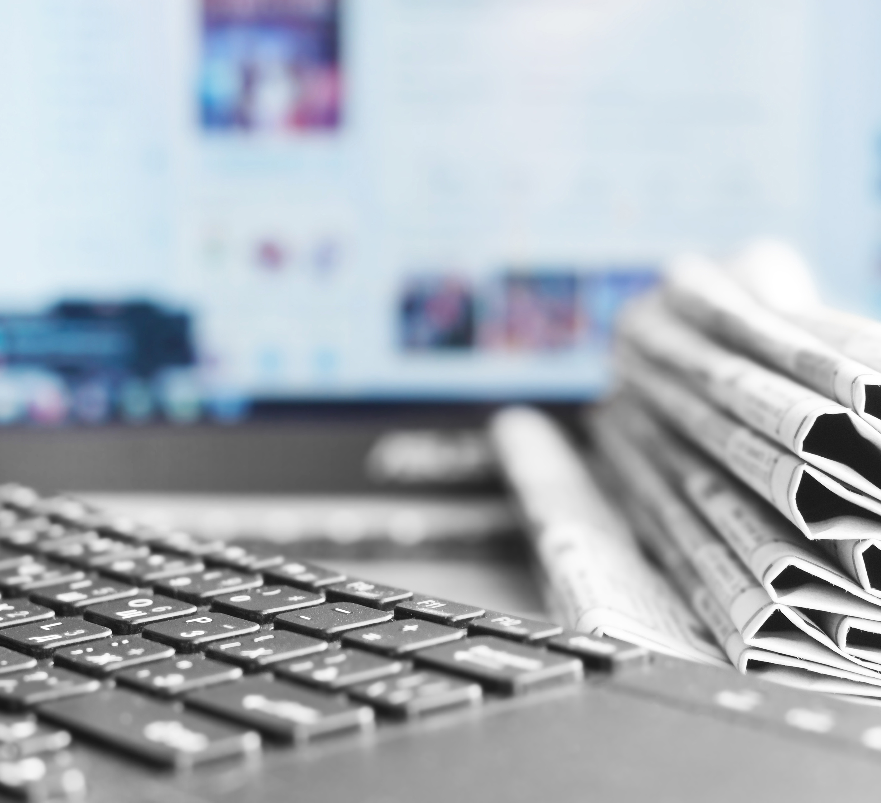 56% of respondents demonstrated a medium and low level of trust in the printed and online press reports during the Corona period